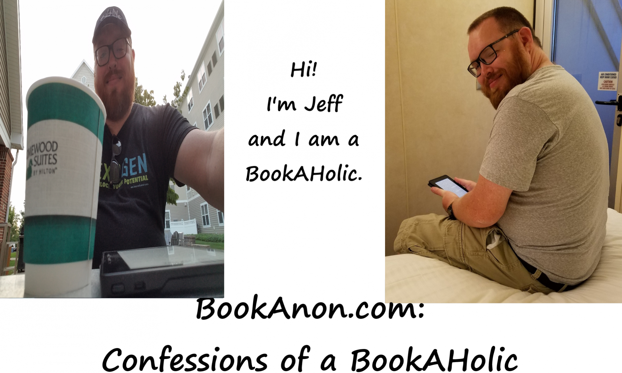 BookAnon.com: Confessions of a Bookaholic