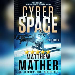 CyberSpace by Matthew Mather 5*